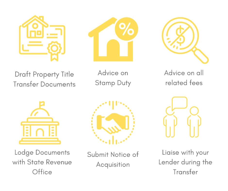 property transfer process
